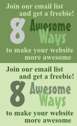 10 awesome ways to make your website more awesome